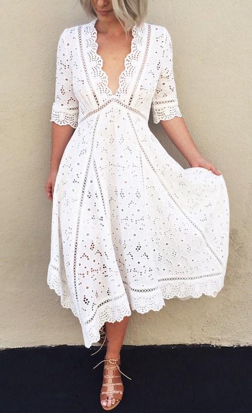 Zimmermann ss15 3 vestido calado