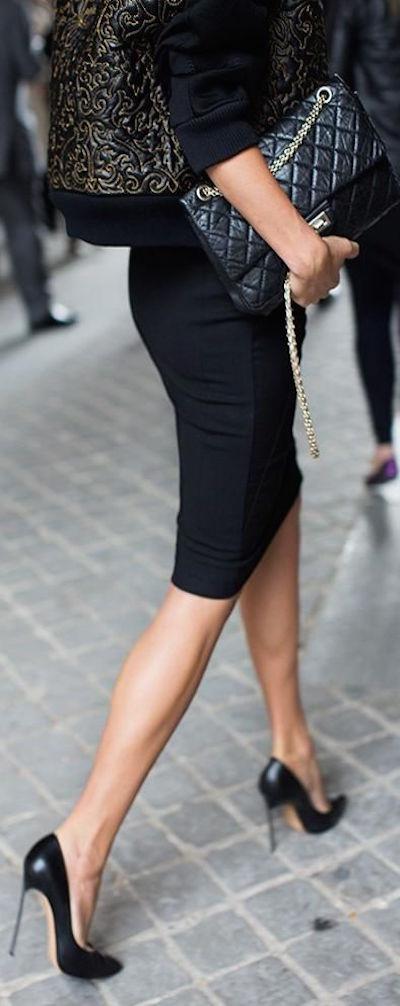 pencil skirt Heart over Heels