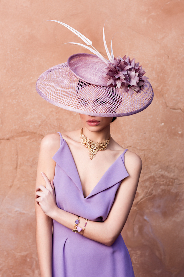 Tocados Mibuh sombreros para boda 2