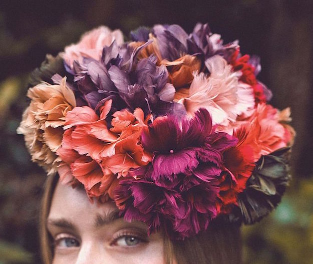 Tocados Mibuh sombreros para boda 3