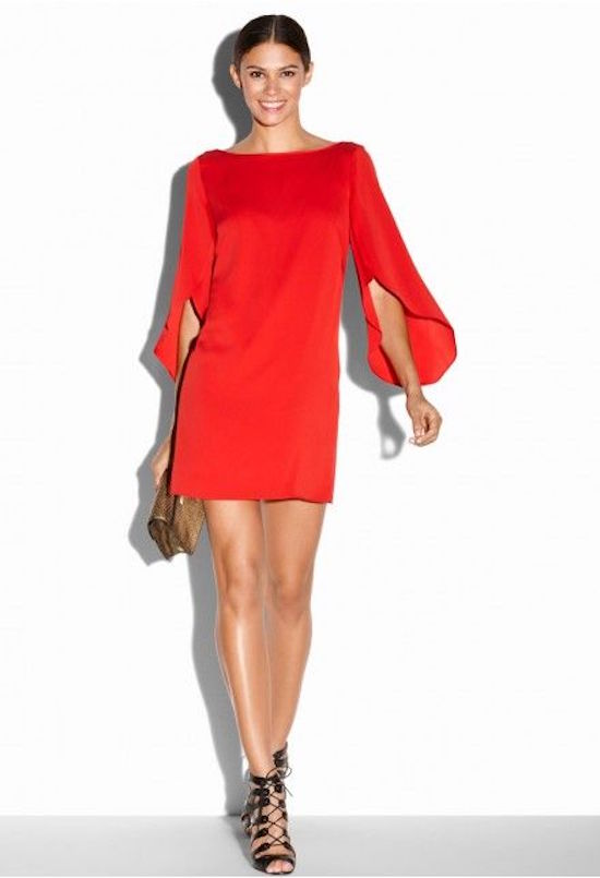 Milly holiday looks, looks de fiesta para mujer milly holiday looks red dress