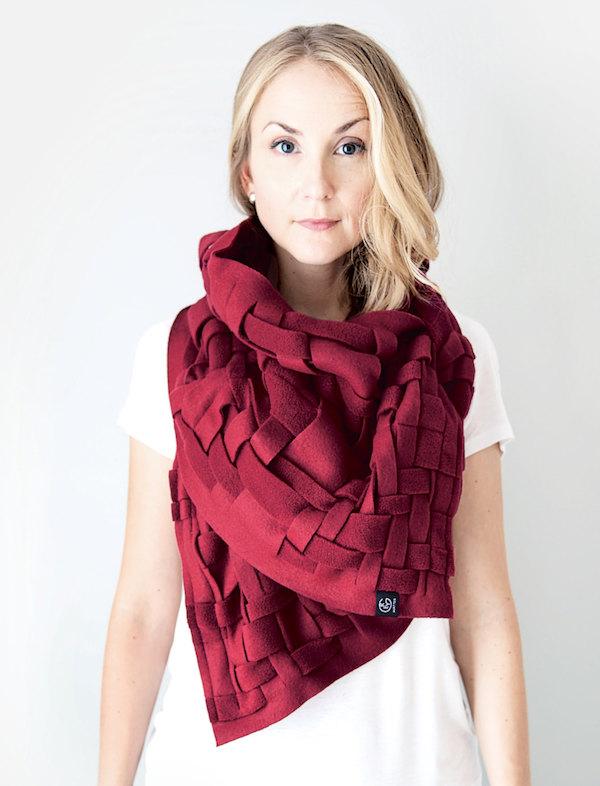 scarf oversized etsy