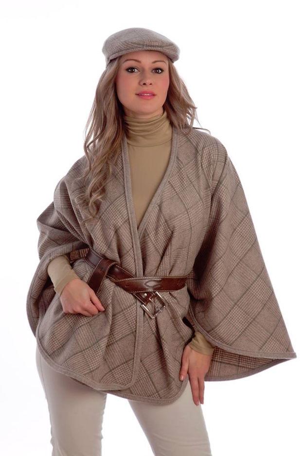 capas para mujer mantas de grazalema 2