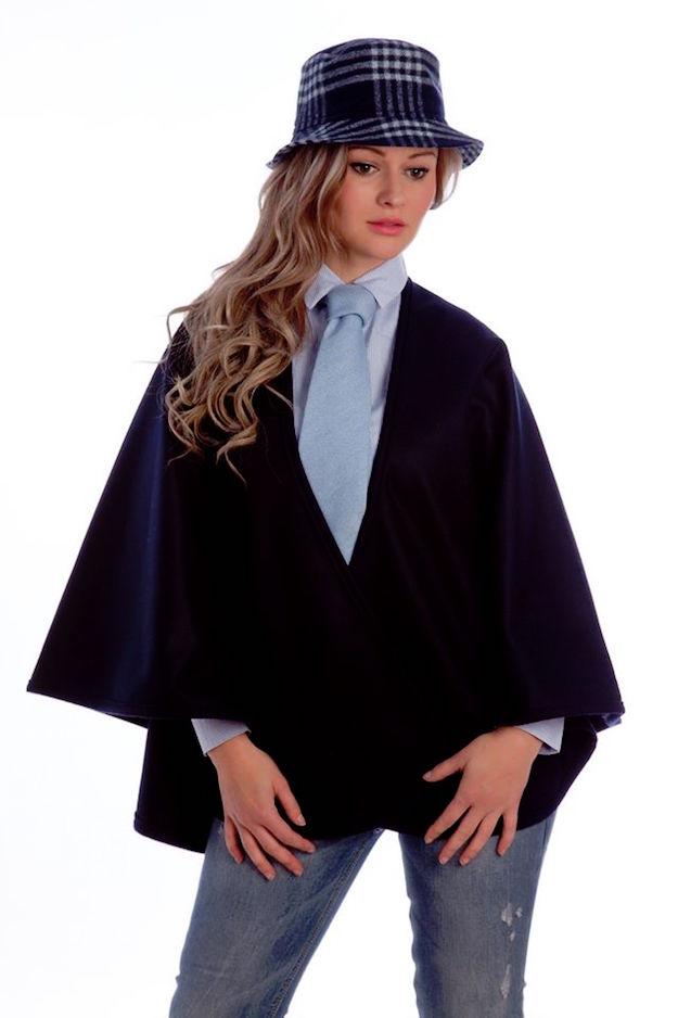 capas para mujer mantas de grazalema
