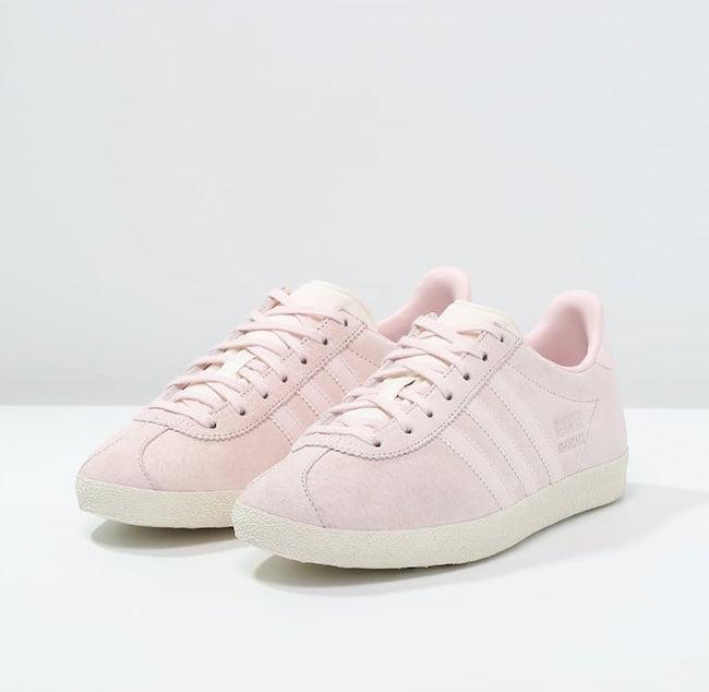 adidas mujer gazelle rosa