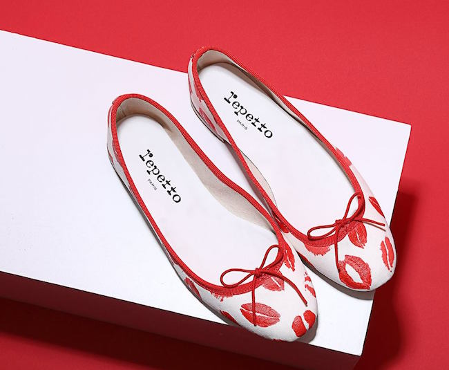 repetto shoes spring kiss