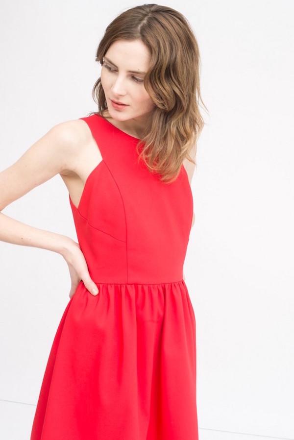 sinequanone robe rouge