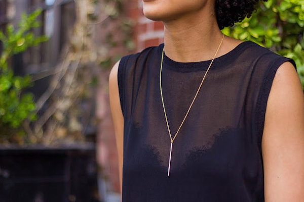 Colección de Joyas minimalistas de SixEightyEight collar etsy six eightyeightjpg