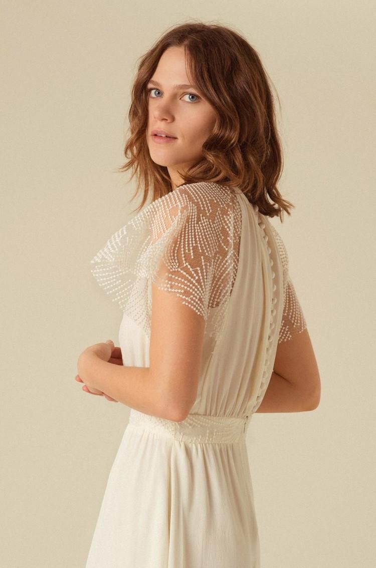Vestidos sencillos de novia, Sessùn Oui collection
