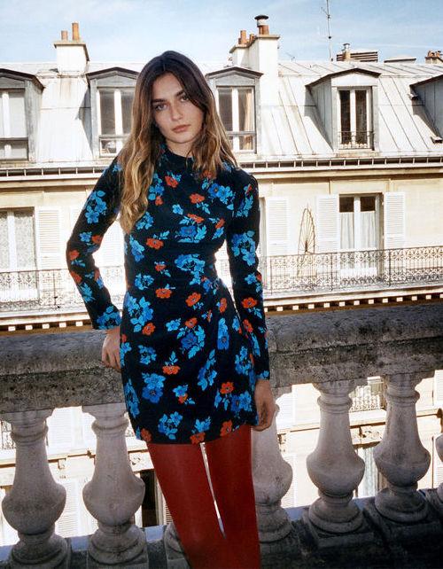 Maje ropa, Maje colección de moda mujer AW 2017