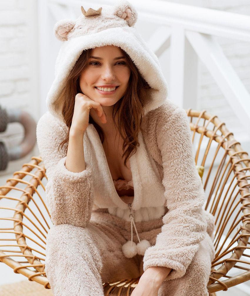 Etam lencería, monos divertidos para mujer con inspiración animal